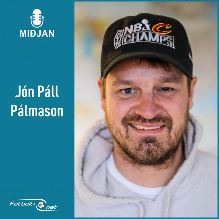 Miðjan - Jón Páll frá Pacman Pizza til Ólafsvíkur