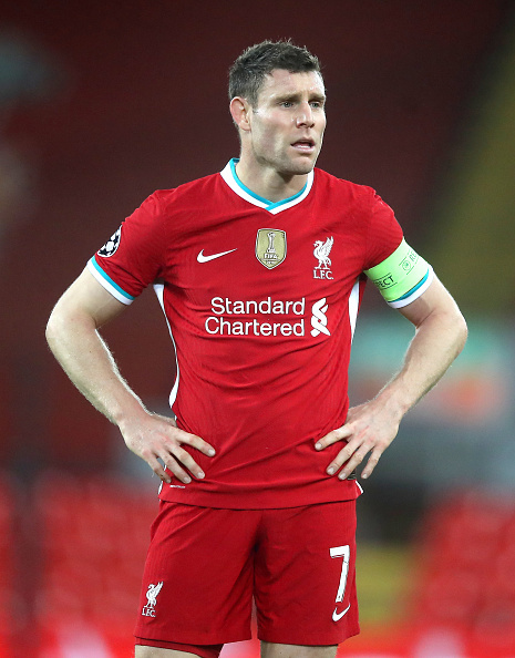 James Milner.